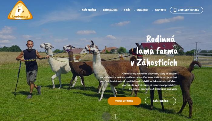 www.lamafarma.cz